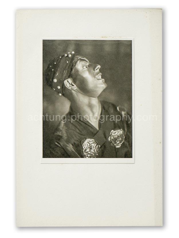 Plate 13, E.O. Hoppe Adolf Bolm in Price Igor (Monsieur Adolph Bolm, Prince Igor), 1911, image size 19.1 x 14.6 cm paper size 20.4 x 15.3 cm