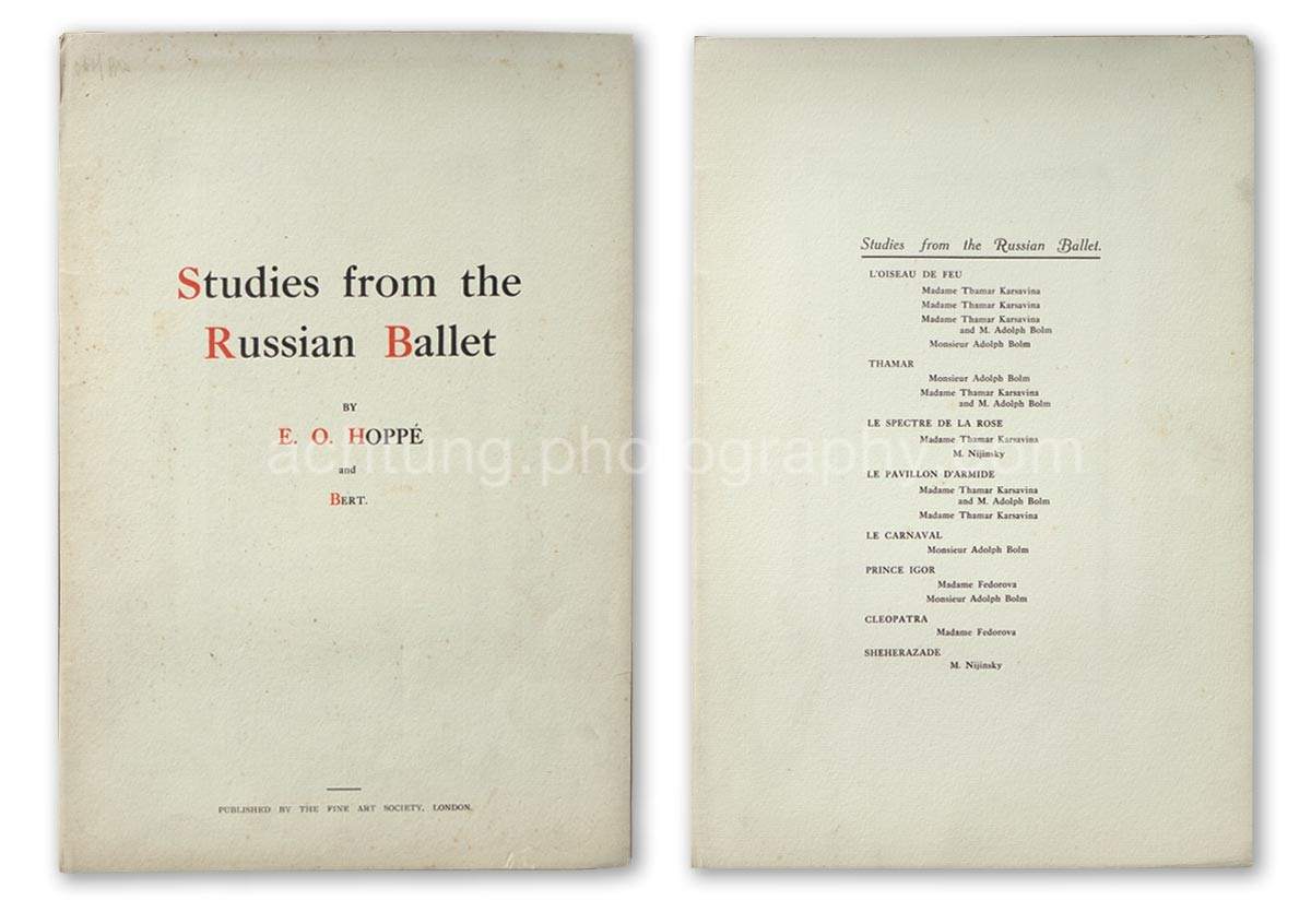 Title and index sheet
