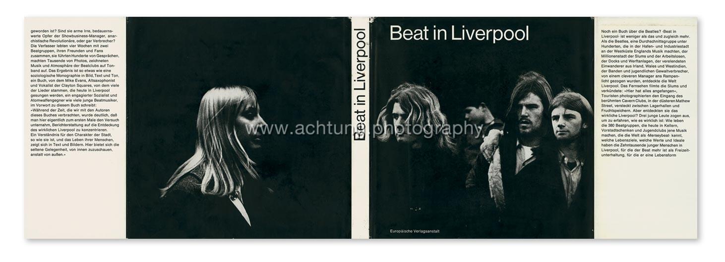 Juergen Seuss, Gerold Dommermuth and Hans Maier, Beat in Liverpool,Europäische Verlagsanstalt, 1965