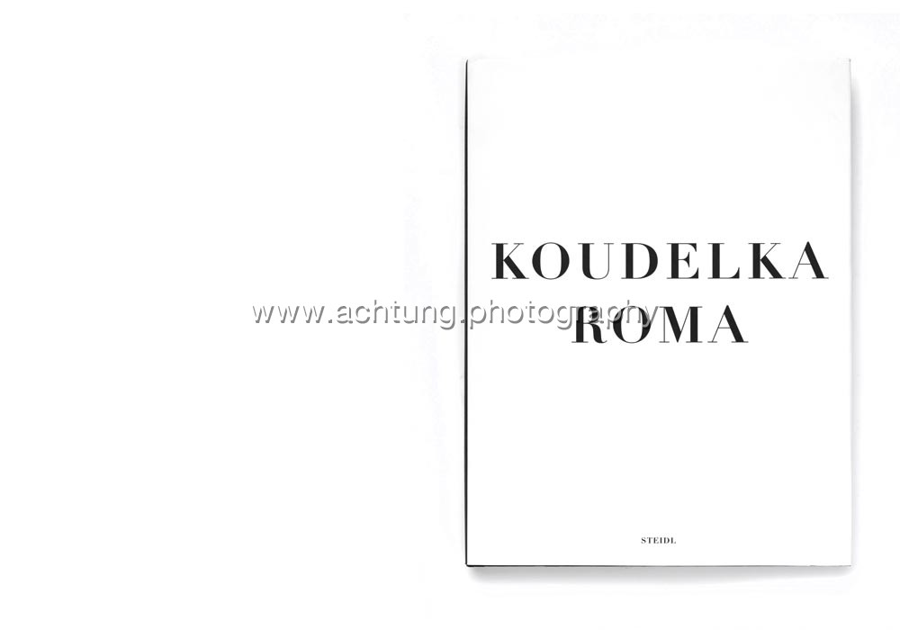 Roma published in 2011 by Steidl