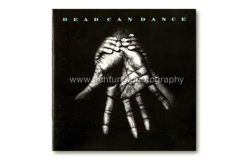DEAD CAN DANCE, Into the Labyrinth, album front