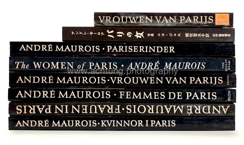 Nico_Jesse__Andre Maurois_Femmes_de_Paris_editions