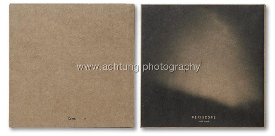 Slipcase back and front