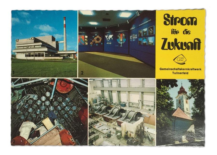 Postcard c.1978