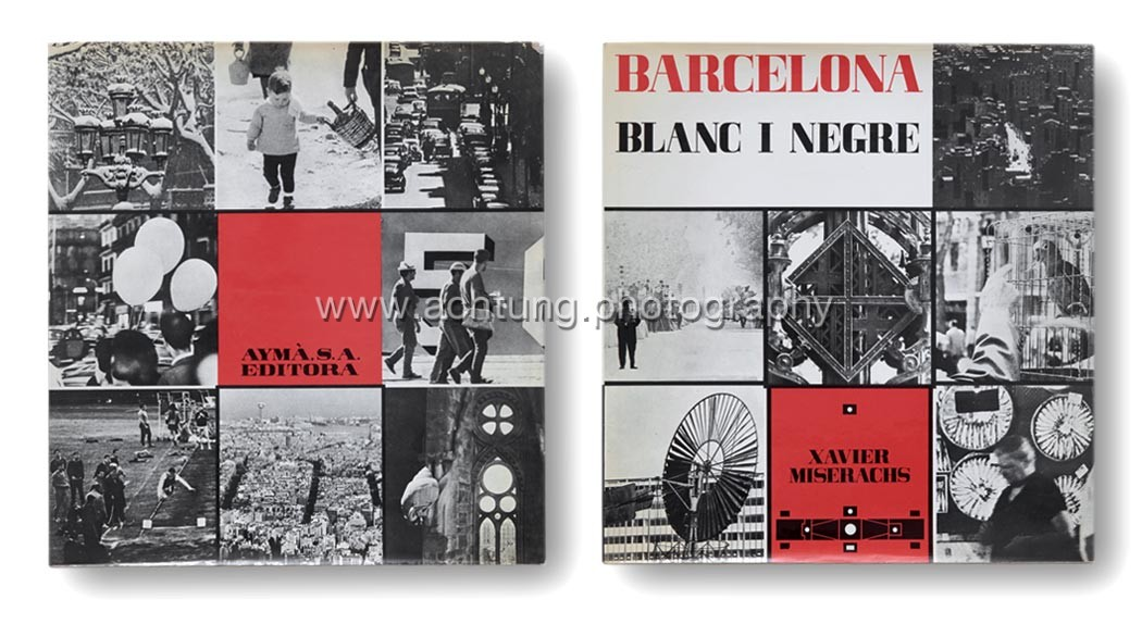Catalan language edition, dust jacket back and front