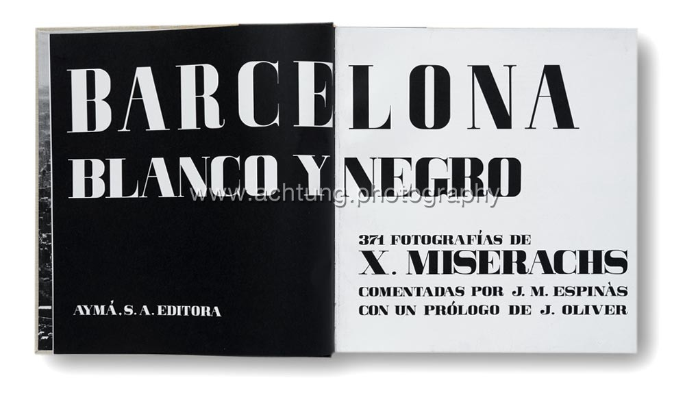 Spanish half leather edition title pages