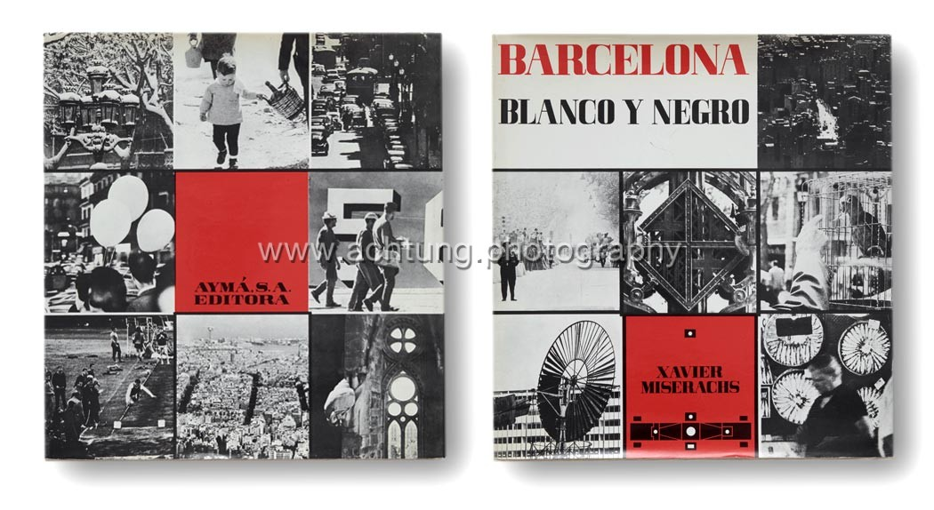 Spanish edition, Dust jacket back and front