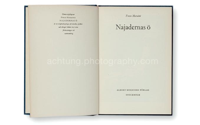 Fosco_Maraini_Najadernas_Ö_title_page