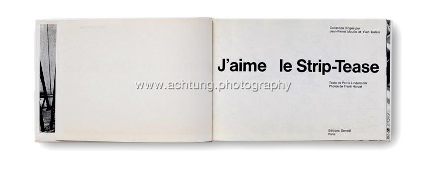 Frank_Horvat_J'aime_le_Strip-Tease_Editions_Denoel_01